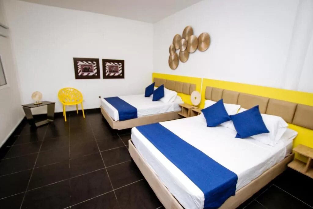 Hotel arena4
